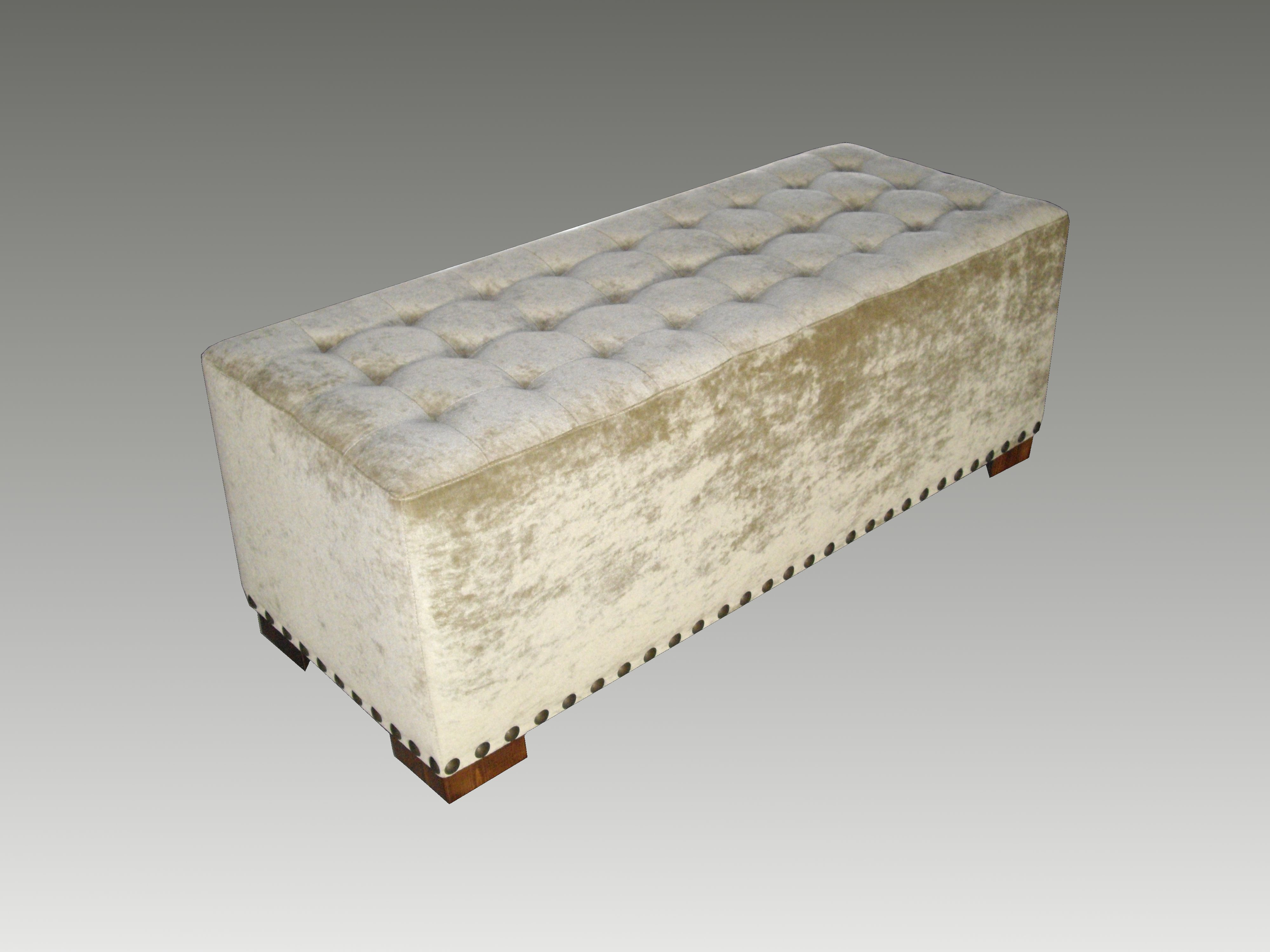 Pie de cama tapizados jubalcoy - Pie de cama ...